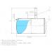 Накопительная емкость емкость Helyx 5 куб/м