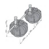 Накопительная емкость Uponor 10 куб/м