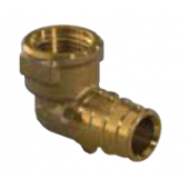"Угольник Uponor Q/E 16-1/2""BP, арт. 1023023"