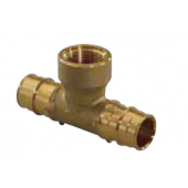 "Тройник Uponor Q/E 16-1/2""BP-16, арт. 1047885"