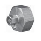 """Заглушка для коллектора Uponor Q/E 3/4"""" с воздухоотводчиком, арт. 1008497"""