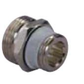 """Адаптер Uponor для радиаторного узла 1/2""""НР-3/4""""НР Евроконус, арт. 1013906"""