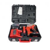 UPONOR * Расширительный инструмент Q/E M18 с головками H16-H20-H25-H32 на 6 бар, арт. 1063908