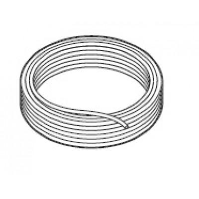 Труба Uponor evalPEX 9,9x1,1 (1 метр), арт. 1063289