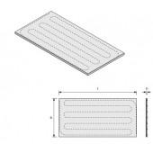 Панель Uponor Comfort 1250 х 625, арт. 1045315