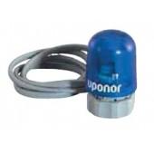 Исполнительный механизм Uponor ST 24В для стального коллектора, М30х1,5ВР, арт. 1013008