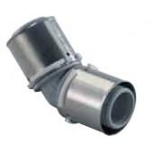 Пресс-угольник Uponor MLC композиционный 40-40 45°, арт. 1046388