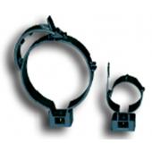 WAVIN * Optima хомут крепежный ПП универсальный 32 / 40 / 50 мм, арт. 24399850
