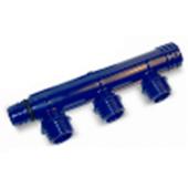 """WAVIN * Future K1 отопление/водоснабжение ПФСУ коллектор трехотводный 3/4"""", арт. 25506623"""