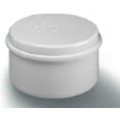 WAVIN *Asto внутренняя канализация заглушка для раструба 58 мм, арт. 24129745